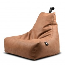 Extreme Lounging b-bag mighty-b Indoor Tan/ leatherlook lichtbuin-5060331723646-20
