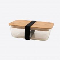 Point Virgule lunchbox uit glas met deksel bamboe 1.1L-5420059842652-20