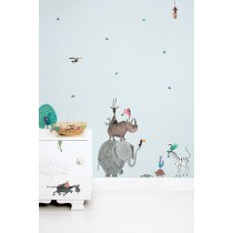 KEK Amsterdam Muurstickers Fiep Westendorp Animals (set)-8719743880238-20