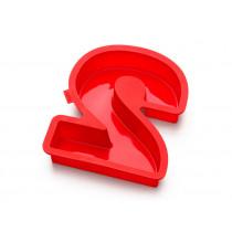 Lekue Bakken Silicone Flexivorm Rood nummer 2 1200ml-8420460002024-20