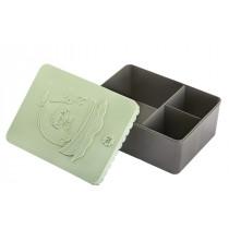 Blafre lunchbox visser (recht model met vakverdeling groot formaat)-7090015483212-20