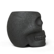 Qeeboo Mexico krukje / bijzettafel Black-8052049050951-20