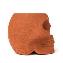 Qeeboo Mexico krukje / bijzettafel Terracotta-8052049050937-20