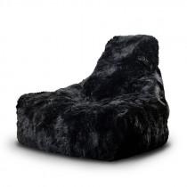 Extreme Lounging b-bag mighty-b Black Sheepskin FUR-5060331720737-20