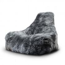 Extreme Lounging b-bag mighty-b Grey Sheepskin FUR-5060331720744-20