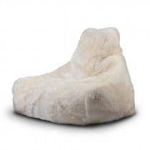 Extreme Lounging b-bag mighty-b White Sheepskin FUR-5060331720768-20