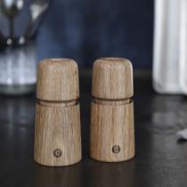Crushgrind Stockholm mini peper/ zoutmolen eikenhout 11cm in cadeauverpakking-5712898000691-20