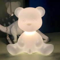 Qeeboo Teddy Lamp Boy indoor white-8052049054416-20