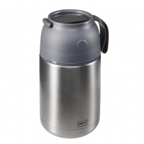 Lurch dubbelwandige thermos voor yoghurt, soep 680ml rvs grijs lunch-4019889138076-20