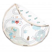 Play and Go speelkleed/opbergzak Trainmap/ Bears-5425038799897-20