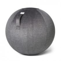 VLUV BOL VARM zitbal Antraciet 65cm of 75cm-4260534591702-20