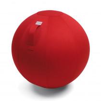 Vluv LEIV Zitbal Ruby Red 65cm-4260534591016-20