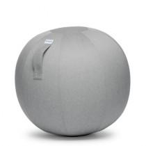 Vluv LEIV Zitbal Silver Grey 65cm-4260534590989-20