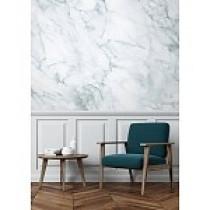 Kek Amsterdam Behang Marble wit-grijs 4 banen 194,8x280-8719743884861-20