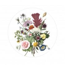 KEK Wallpaper Circle, Wild Flowers diameter van 142,5-8719743888258-20