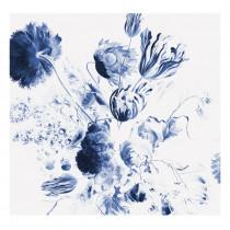 KEK Amsterdam Fotobehang Royal Blue Flowers II, 6 vellen-8718754016704-20