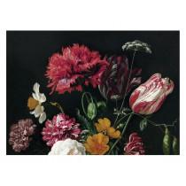 KEK Amsterdam Fotobehang Golden Age Flowers II, 8 vellen-8718754016735-20