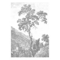 Kek Amsterdam Behang Engraved Landscape I-8718754018296-20