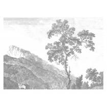 Kek Amsterdam Behang Engraved Landscape I-8718754018395-20