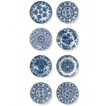 Kek Amsterdam Behang Royal Blue Plates-8718754018043-20