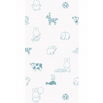 Kek Amsterdam Nijntje behang Outdoor Animals Blue 97.4 x 280 cm-8719743884311-20