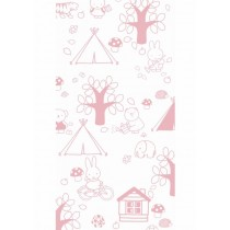 Kek Amsterdam Nijntje behang Outdoor Fun roze, 97.4 x 280 cm-8719743884656-20