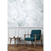 Kek Amsterdam Behang Marble wit-grijs 8 banen 389,6x280-8719743884885-20