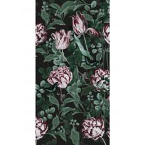 KEK Amsterdam Bold Botanics behang, 97.4 x 280 cm Black-8719743889712-20