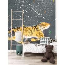 KEK Fotobehang Smiling Tiger, 389.6 x 280 cm-08718754015899-20