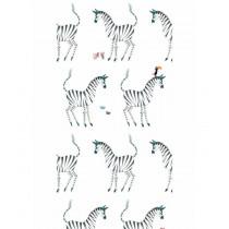 Kek Amsterdam Fiep Westendorp behang Zebra, White, 97.4 x 280 cm-8719743885769-20
