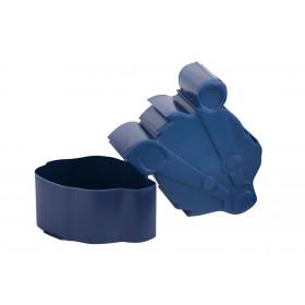 Blafre snackbox das blauw