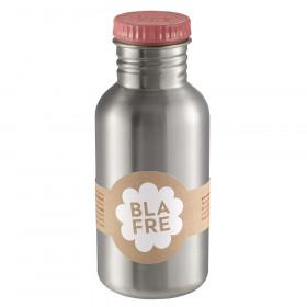 Blafre drinkfles staal 500ml roze