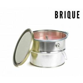 Rustik Lys Buitenkaars Brique Bucket 18x14cm