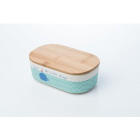 Chic mic luxe lunchbox Little Things Whale