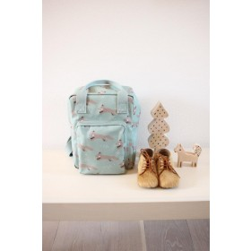 eef lillemor rugtas/ backpack fox mint
