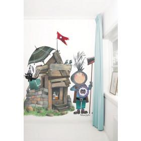 KEK Amsterdam fotobehang Kleine Ridder