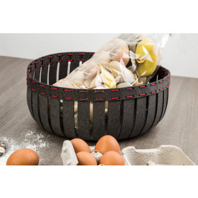 Vacavaliente Recycled Basket large/ mand rond L by Paola Navone