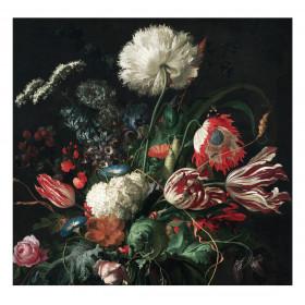 KEK Amsterdam Fotobehang Golden Age Flowers I, 6 vellen