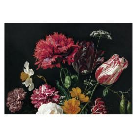 KEK Amsterdam Fotobehang Golden Age Flowers II, 8 vellen