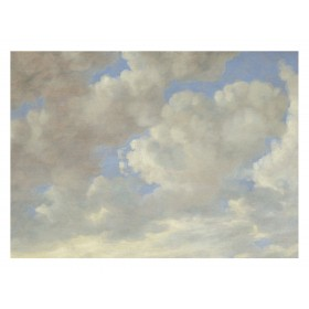 KEK Amsterdam Fotobehang Golden Age Clouds II, 8 vellen
