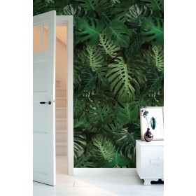 KEK Amsterdam Tropisch Behang Monstera