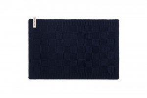 Knit Factory Gastendoek Navy-8718719559604-20
