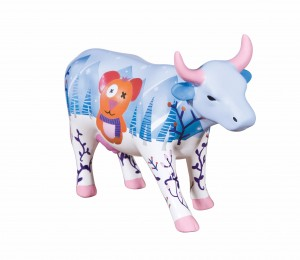Cow parade Bariloche (Medium Cerami)-04040491474696-20