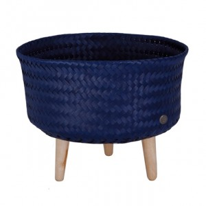Handed By Basket Up Low dark blue