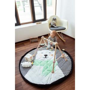 Play&Go Soft speelkleed/ tas Polar Bear