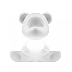 Qeeboo Teddy Lamp Boy indoor white