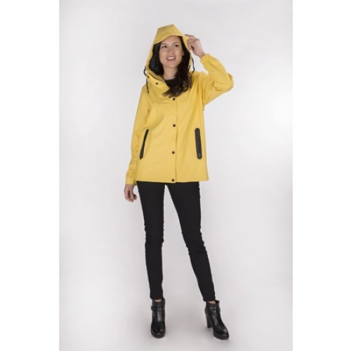 Tanta Regenjas Euri Yellow Dames maat 42 kort model-8434081183628-26